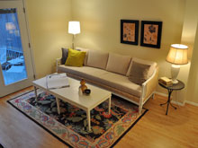 Home staged for sale